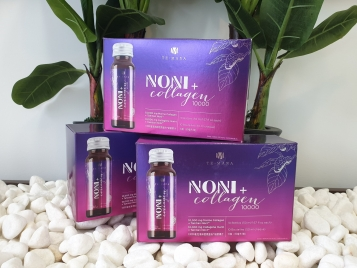 TeMana Noni + Collagen 30 x 50ml - Monatspackung